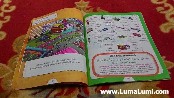 kamus arab indonesia bergambar