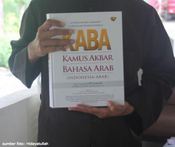 kamus bahasa indonesia arab terlengkap