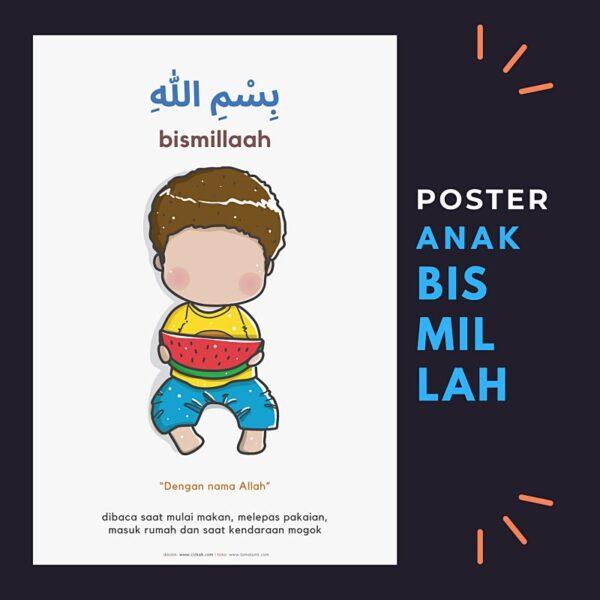 poster anak bismillah
